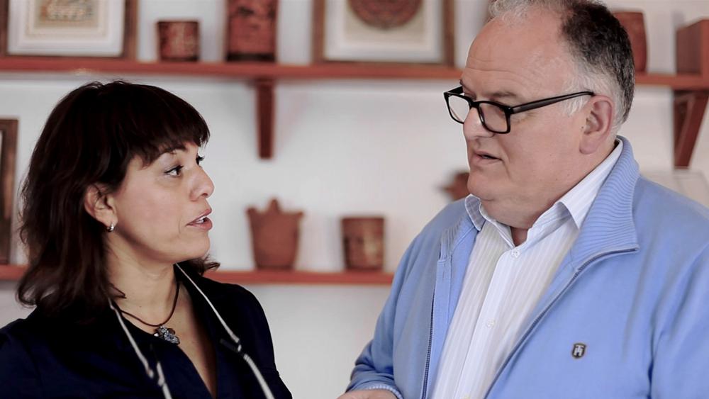 Peritos médicos en Valencia: Susanna Guerra y Ramón Corell