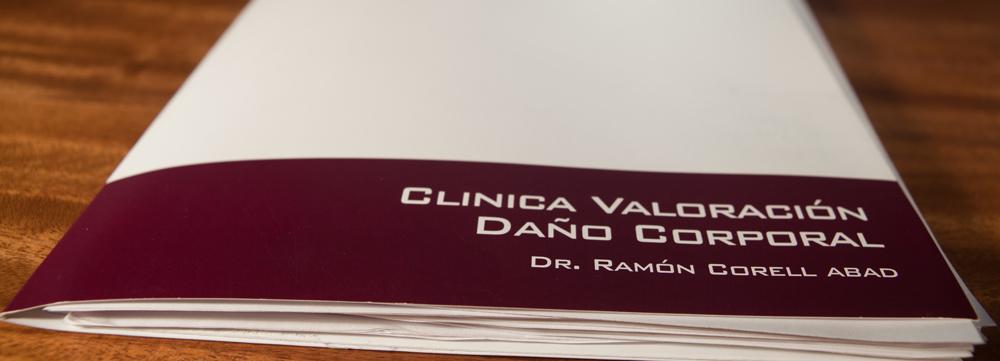 clínica peritos médicos en Valencia